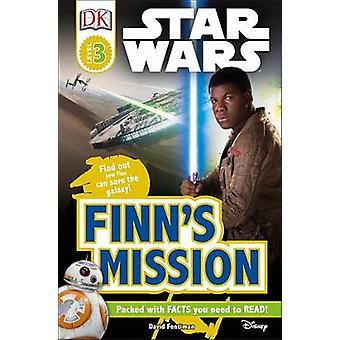 Star Wars - Finn's Mission by David Fentiman - 9781465451019 Book