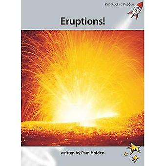 Eruptions! by Pam Holden - 9781877506727 Book