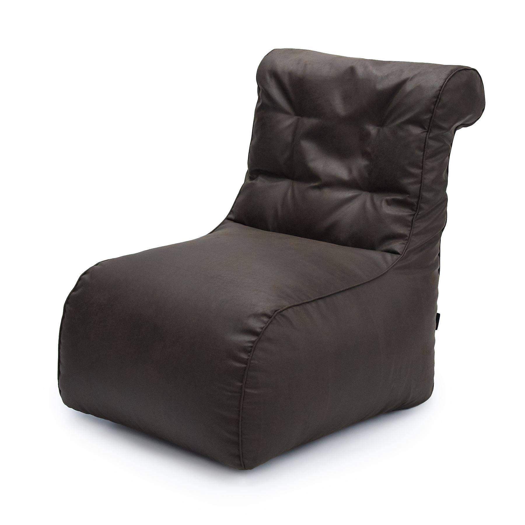 Cuir Bean Luxe Simili Chocolat Défilement Bag Longue Style Chaise 4RLA3j5