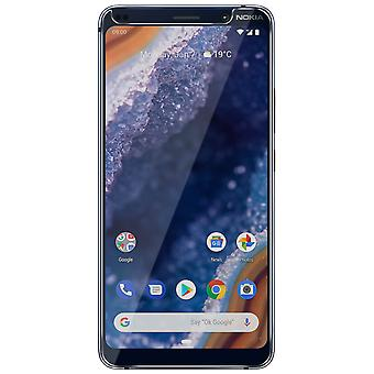 4Smarts Nokia 9 Pureview Tempered Glass Film Shockproof Antitraces Transparent