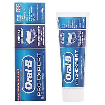 Oral B Pro-Expert Toothpaste Deep Cleansing 75 ml