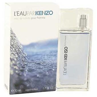 L' Eau par Kenzo av Kenzo Eau de Toilette Spray 1,7 oz (herrar) V728-418181