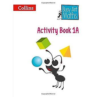 Beschäftigt Ant Mathematik European Edition - Aufgabenbuch 1A