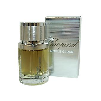 Chopard edle Cedar Eau de Toilette Spray 50ml
