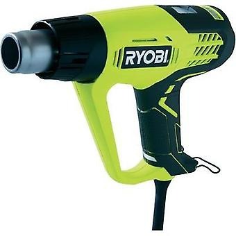 incl. accessories, incl. case 2000 W Ryobi EHG2020LCD 5133001730
