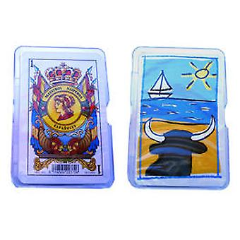 Import Spanish playing cards Toro Beach (Toys , Boardgames , Cards)