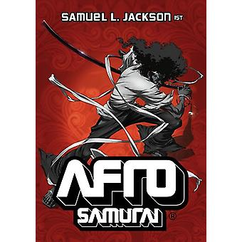 Afro Samurai Movie Poster (11 x 17)