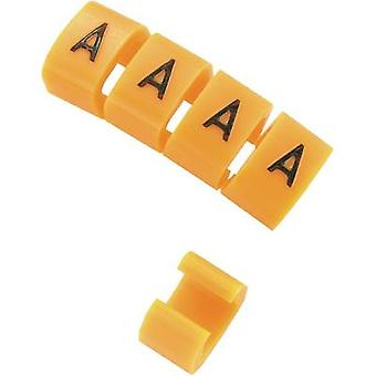 Pre-printed cable marker Outside diameter range 3 up to 3.60 mm 548206