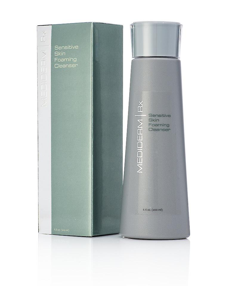 MediDerm Facial Foaming Cleanser Gentle Face Wash Protect Skin Remove Impurities
