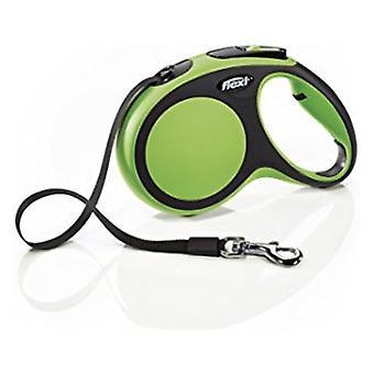 Neue Komfort Flexi Cord grün Extra klein 8kg - 3m
