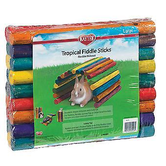 Tropical Fiddle Sticks Large