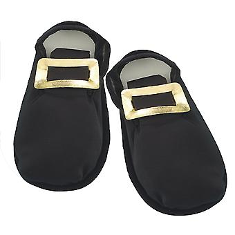 Pilgrim Pioneer Olden Day Boys Girls Womens Mens Costume Shoe Covers