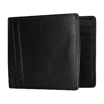 Bugatti Trenta men's apparent bag purse wallet purse black 5178