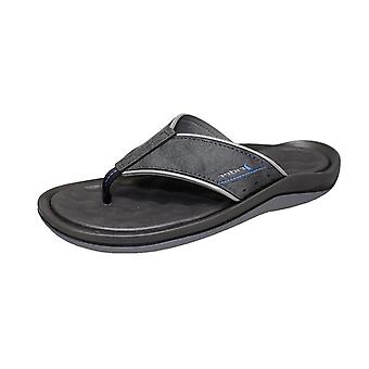 Rider Dunas Evolution Thong AD Mens Slippers / sandalen - zwart