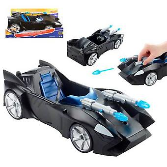 Mattel Batmovil Doble Lanzamisil (Toys , Action Figures , Vehicles)