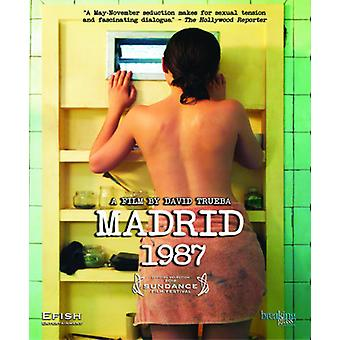 Madrid 1987 [Blu-ray] USA import