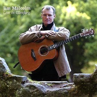 Jim Malcolm - Live in Glenfarg [CD] USA import