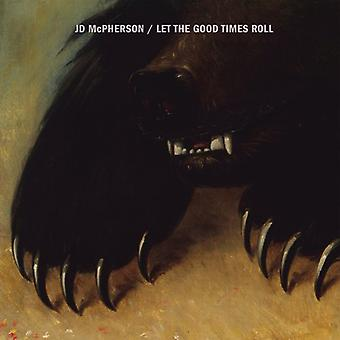 Jd McPherson - Let the Good Times R [CD] USA import