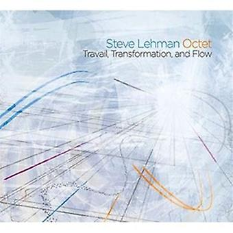 Lehman, Steve/Octet - Travail Transformation [CD] USA import