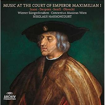 Concentus Musicus VI - Music at the Court O [Vinyl] USA import