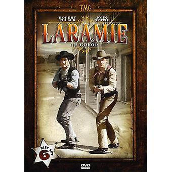 Laramie i farve Pt. 1 [DVD] USA import