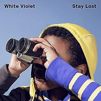 Hvid Violet - ophold Lost [Vinyl] USA importerer
