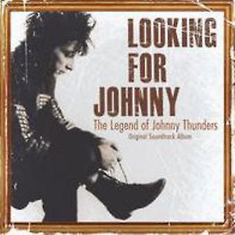 Johnny Thunders - buscando Johnny / importación USA O.S.T. [CD]
