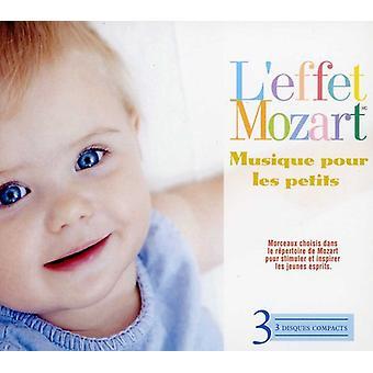 L'Effet Mozart - L'Effet Mozart: Musique Pour Les Petits [CD] USA import