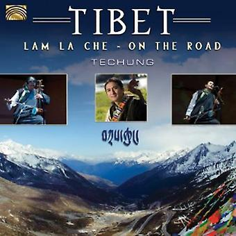 Techung - Lam La Che [CD] USA importerer