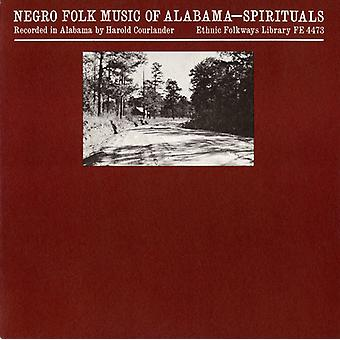 Dock Reed - Dock Reed: Reed, Dock: Vol. 5-Negro Folk Music of Alabama: Spirituals [CD] USA import