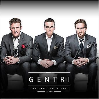 Gentri - Gentri [CD] USA importerer