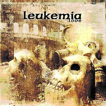 Leukæmi - kærlighed [CD] USA importerer