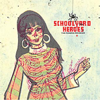 Schoolyard Heroes - Funeral Sciences [CD] USA import