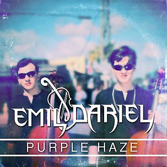 Emil & Dariel - Purple Haze [CD] USA import