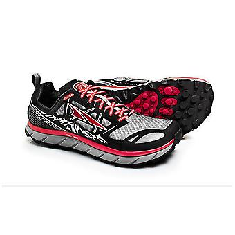 Altra Lone Peak 3.0 Mens Shoes Black/Red