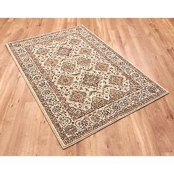 Da Vinci 57163 6464 Creme Beige Rechteck Teppiche traditionelle Teppiche
