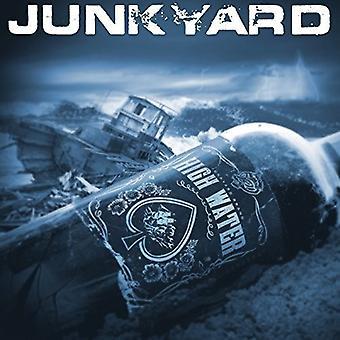 Junkyard - Junkyard-høj vand [CD] USA importerer