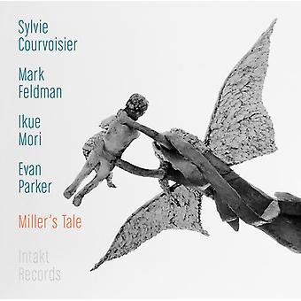 Courvoisier / Feldman / Courvoisier / Parker - Miller Geschichte [CD] USA import