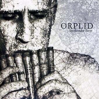 Orplid - Sterbender Satyr [CD] USA importerer