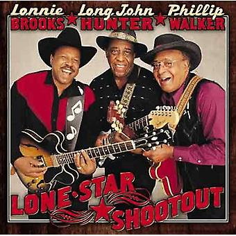 Brooks/Hunter/Walker - Lone Star Shootout [CD] USA import