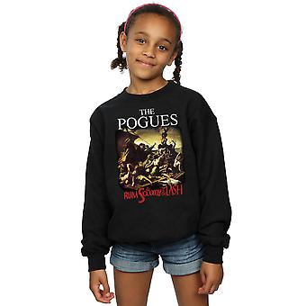 The Pogues Girls Rum Sodomy And The Lash Sweatshirt