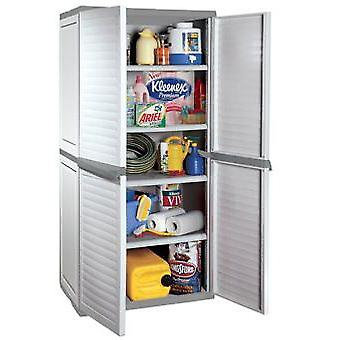 Keter Louvre Door XL Storage Cabinet (DIY , Tools , Inventory systems , Storage)