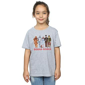 Wizard of Oz Girls Squad Goals T-Shirt