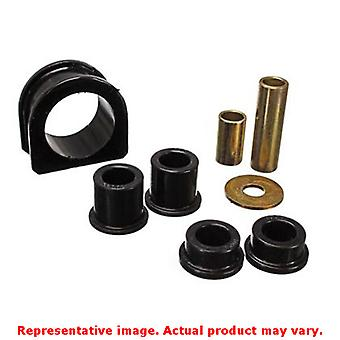 Energy Suspension Rack And Pinion Bushing Set 8.10104G Black Front Fits:TOYOTA