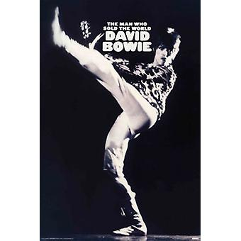 David Bowie - Man Who Sold the World Poster Poster Print