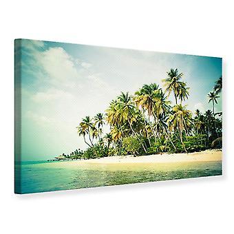 Canvas Print Tobago Cays