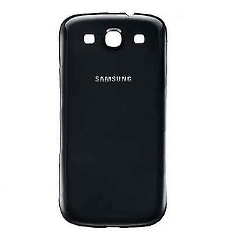 Samsung S3 I9300 back cover black
