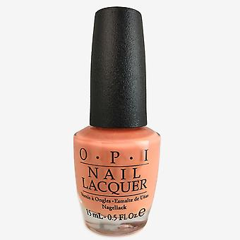 OPI Lacquer-Crawfishin' For A Compliment