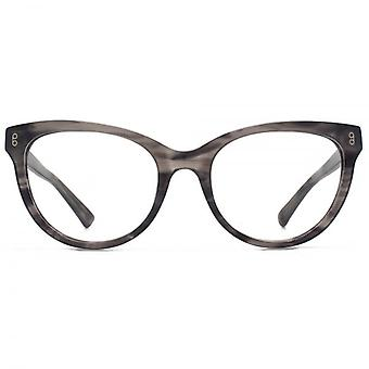 Hook LDN Wander Chunky Cateye Glasses In Dark Tortoise