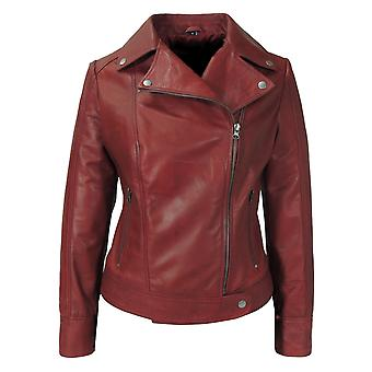 Aurora Womens Leather Jacket